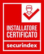 installatore certificato Securindex