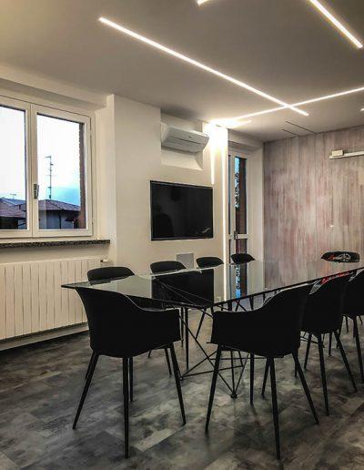 villa impianti nuovo ufficio 12