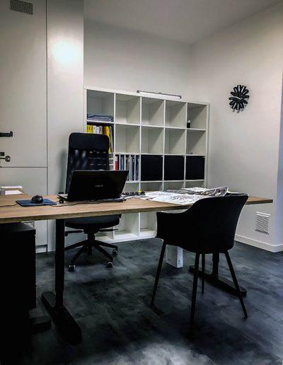 villa impianti nuovo ufficio 14