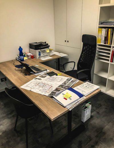 villa impianti nuovo ufficio 15