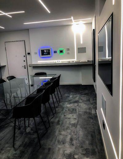 villa impianti nuovo ufficio 24