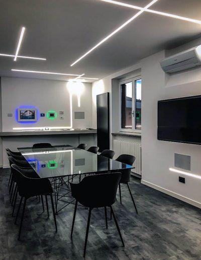 villa impianti nuovo ufficio 25