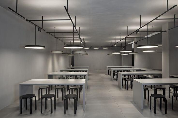 Illuminazione a led locale polifunzionale Gallarate Varese