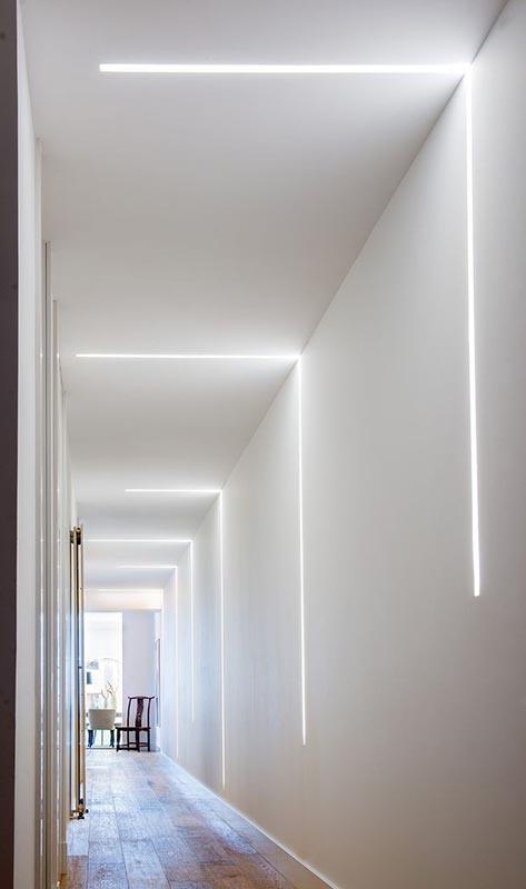 Illuminazione a led incasso a Varese