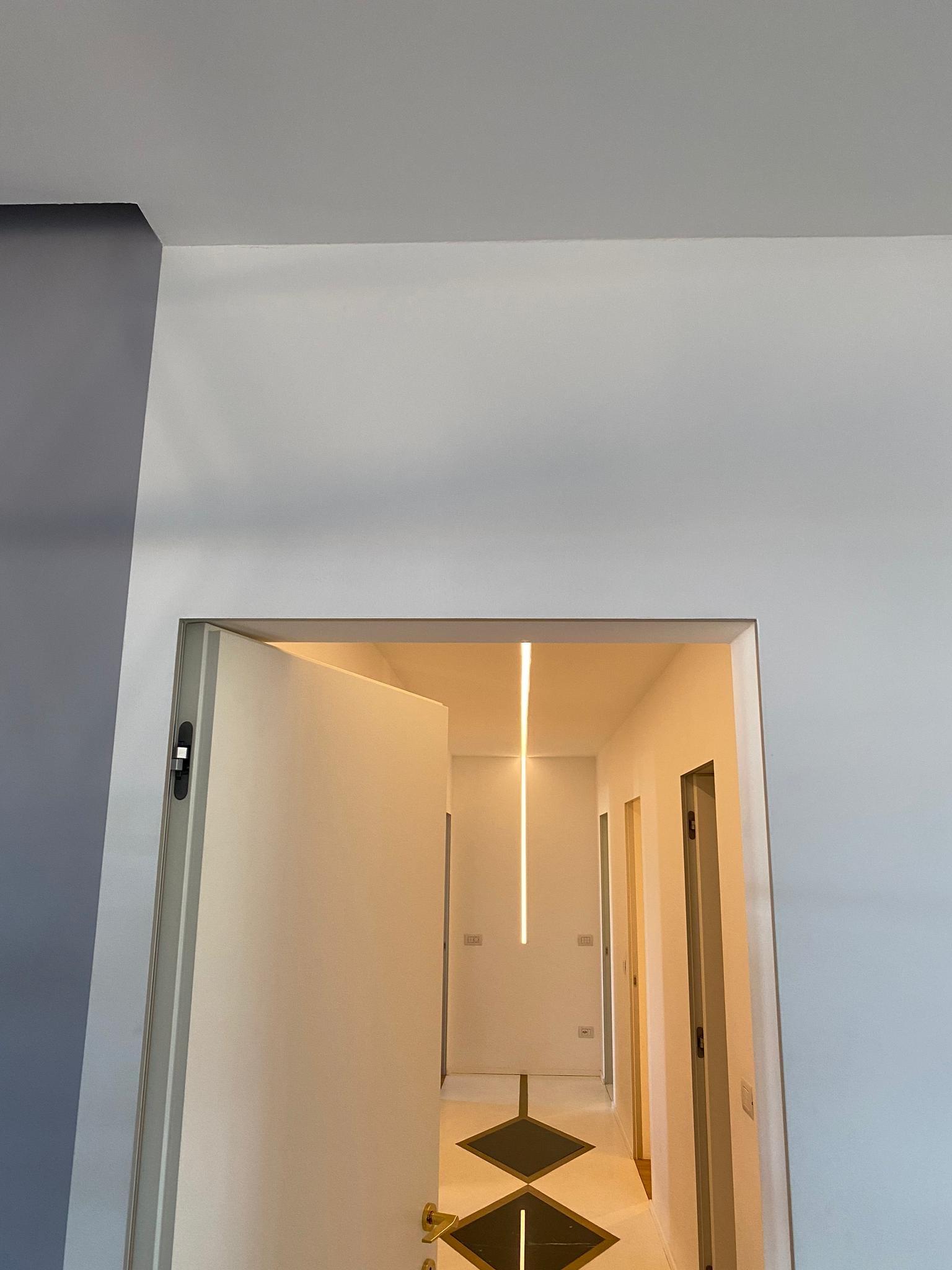 luci a led installate a Saronno Vareae