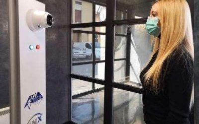 CONTINUA A VINCERE CHI SI ATTREZZA PER TEMPO: i Dispositivi di rilevazione della temperatura corporea