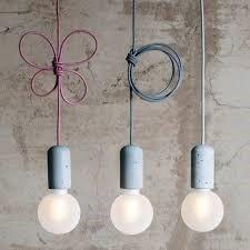 impianto elettrico a vista lampadine