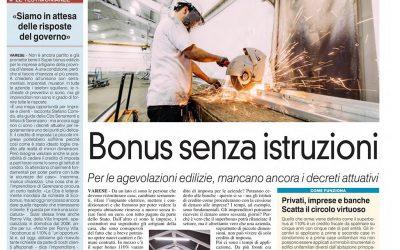 INTERVISTA A RONNY VILLA SU ECOBONUS 110%
