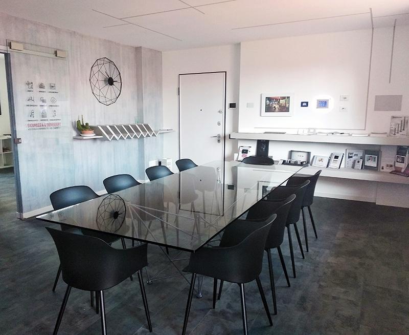 Showroom villa impianti