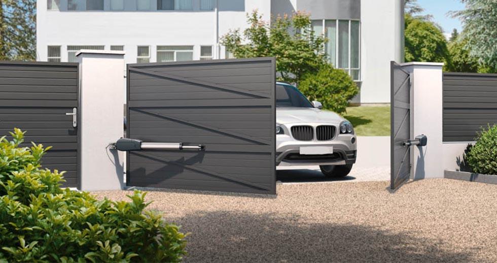 automazioni per cancelli e garage basculanti e controllo accessi