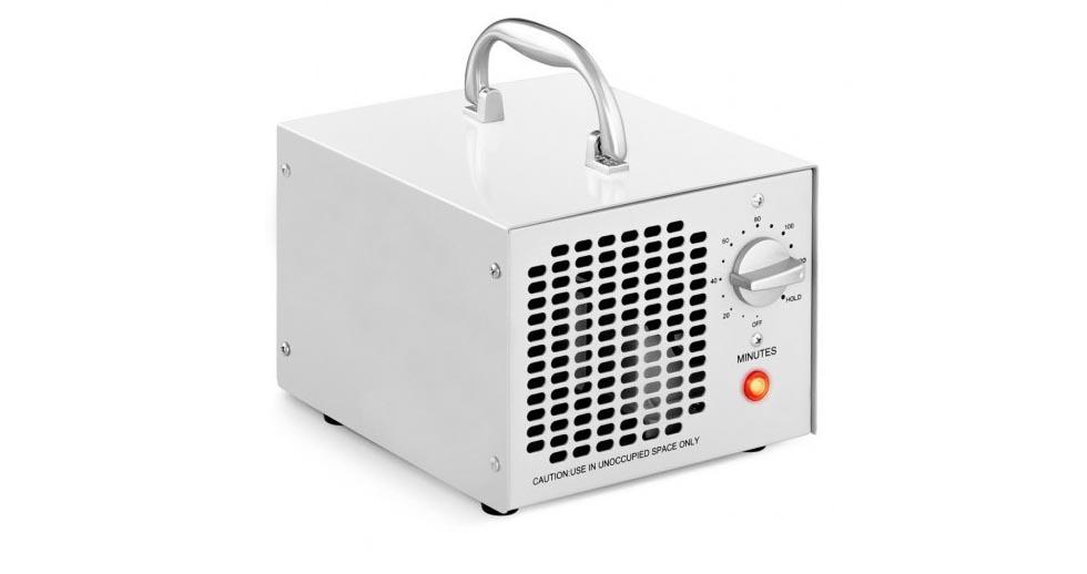 generatore di ozono per uffici e negozi